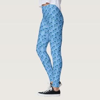 Ocean Blue Leggings