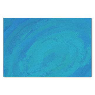 Ocean Blue Tissue Paper