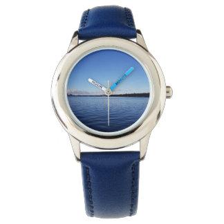 Ocean Blue Watch