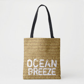 """Ocean Breeze"" carry-all holiday bag"