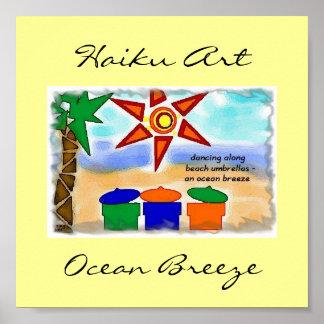 Ocean Breeze Print