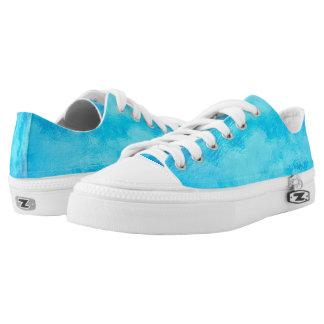 Ocean Breeze Zipz Low Top Shoes Men 4/US Women 6