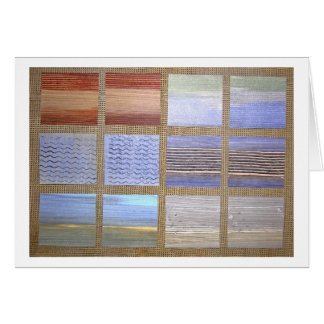 Ocean Breezes Card