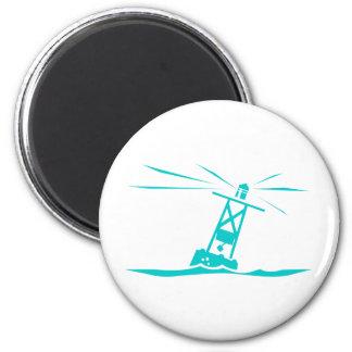 Ocean buoy magnet