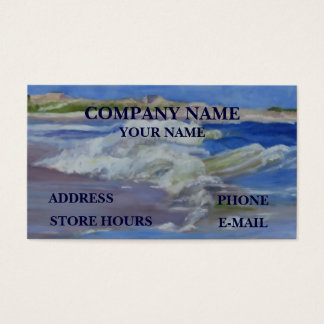 OCEAN - BUSINESS CARD