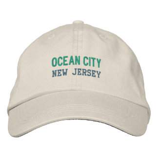 OCEAN CITY cap