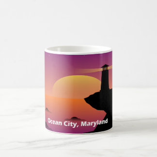 Ocean City Maryland Coffee Mug