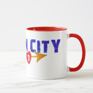Ocean City Maryland Souvenir Mug