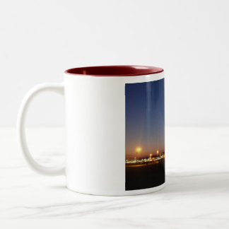 Ocean City ,Maryland,USA Two-Tone Coffee Mug
