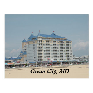 Ocean City, MD Postcard