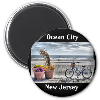 Ocean City, New Jersey Magnet