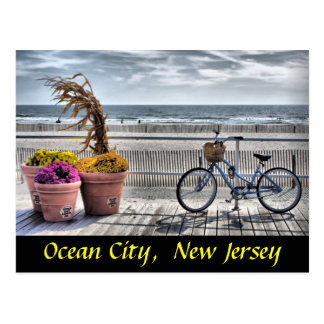 Ocean City, New Jersey Postcard