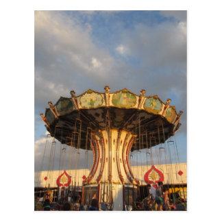 Ocean City, NJ Swings Postcard