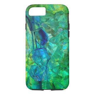 Ocean Crystals 2 iPhone 8/7 Case