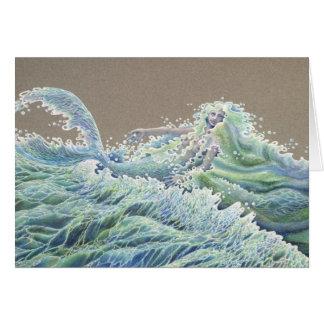 Ocean Deva, Card