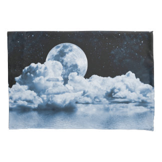 Ocean Dream Space (2 sides) Pillowcase