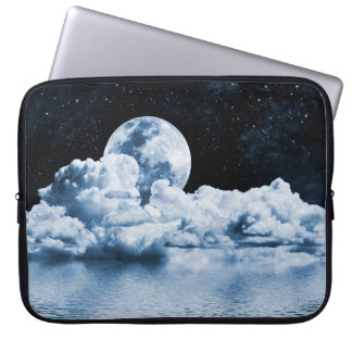 Ocean Dream Space Laptop Sleeve