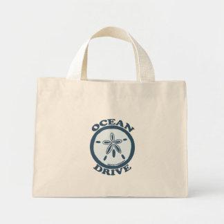 Ocean Drive. Canvas Bags