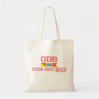 Ocean Drive. Budget Tote Bag