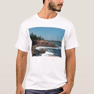 Ocean Drive in Acadia 4 T-Shirt