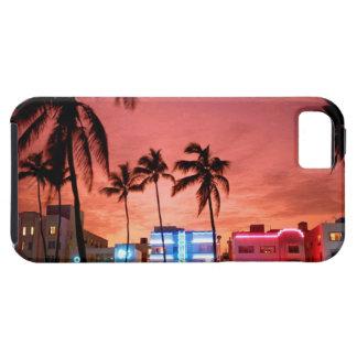 Ocean Drive - Miami Beach iPhone iPhone 5 Case
