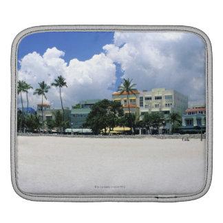 Ocean Drive, South Miam Beach, Miami - Florida Sleeve For iPads