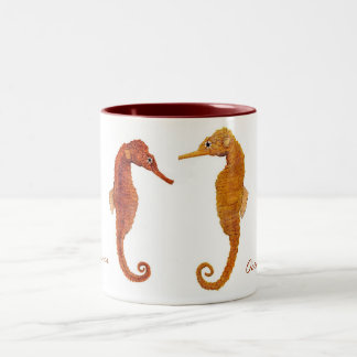 Ocean Equines Mug
