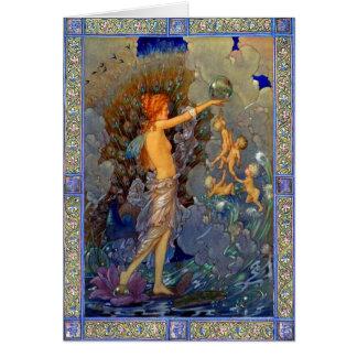 Ocean Fairy Card