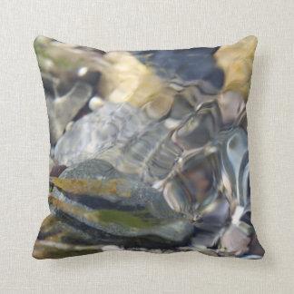 Ocean Fanstasy Throw Pillow