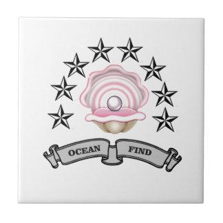 ocean find pearl tile