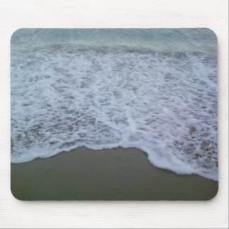Ocean Foam Mouse Pad