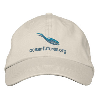 Ocean Futures Hat Embroidered Hat