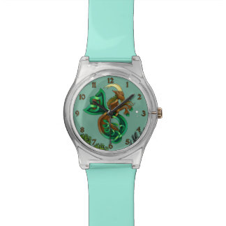Ocean Goat Wrist Watch