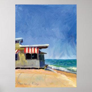 Ocean Grill print