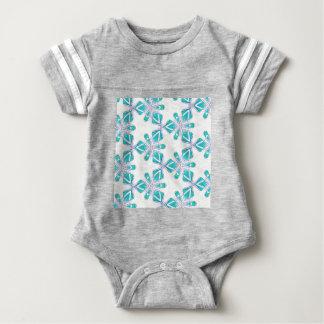 Ocean Kalidoscope Baby Bodysuit