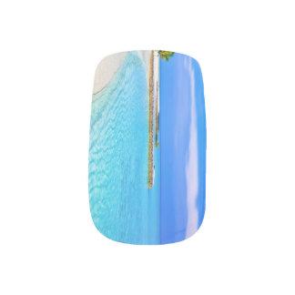 Ocean - Landscape Minx Nail Art