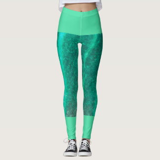 Ocean leggings