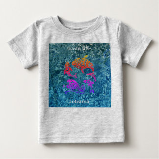 ocean life aotearoa baby T-Shirt