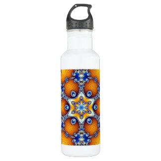 Ocean Life Mandala 710 Ml Water Bottle