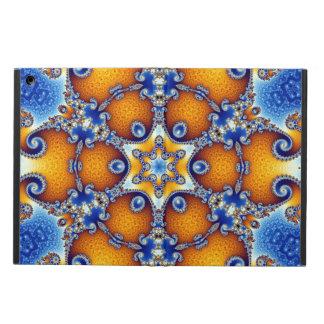 Ocean Life Mandala Cover For iPad Air