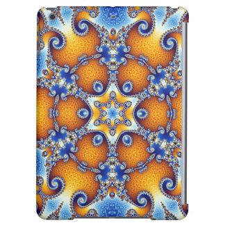 Ocean Life Mandala iPad Air Cases