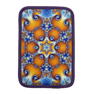 Ocean Life Mandala iPad Mini Sleeve