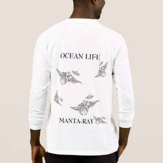 OCEAN LIFE manta-ray spirit T-Shirt