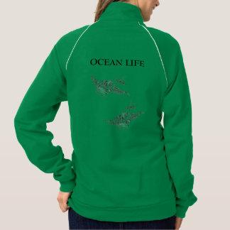 OCEAN LIFE manta-rays Jacket