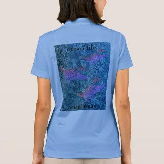 OCEAN LIFE manta-rays Polo Shirt