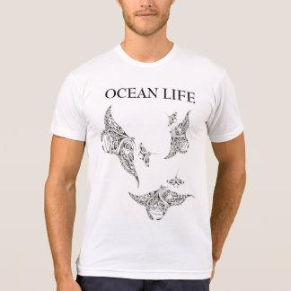 OCEAN LIFE manta-rays T-Shirt