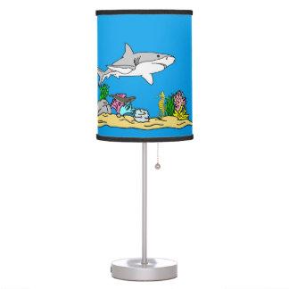 Ocean Life Table Lamp