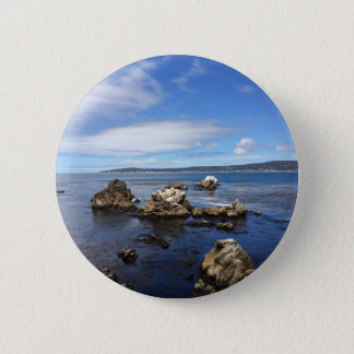 Ocean Love 2 Inch Round Button