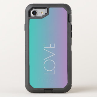 Ocean Love Custom OtterBox Apple & Samsung Case