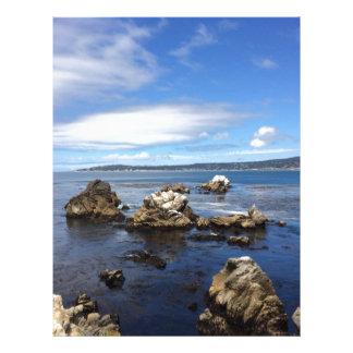Ocean Love Letterhead